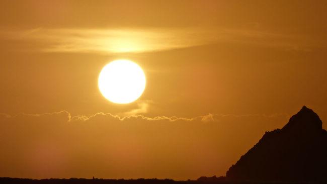 Atmosphere Atmospheric Mood Cloud Cloud - Sky Cloudscape Cloudy Dramatic Sky Glowing Light Majestic Orange Color Outdoors Power In Nature Robert Abbett Scenics Silhouette Sky Sun Sunbeam Sunset Tranquil Scene