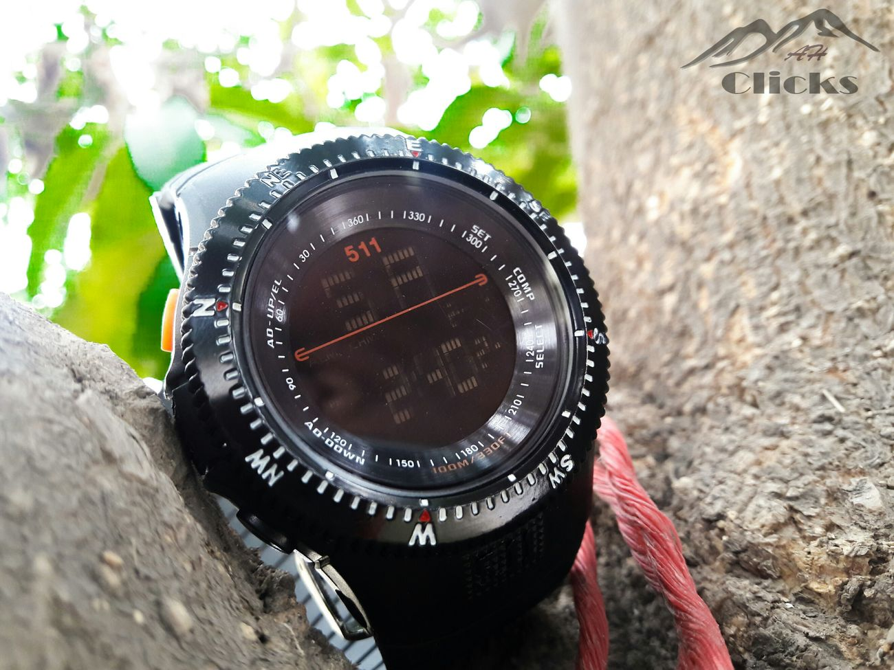 Outdoors Day Close-up People Watch Wristwear Wrist Watch 5.11 Tactical Sniper Armywithstyle Leasure Time Tree Outdoor Pictures
