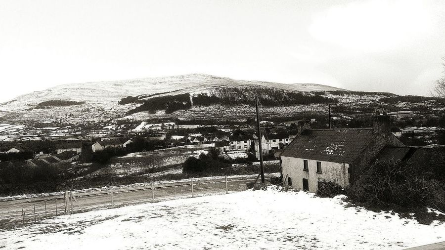 Snow ❄ Mullaghbawn
