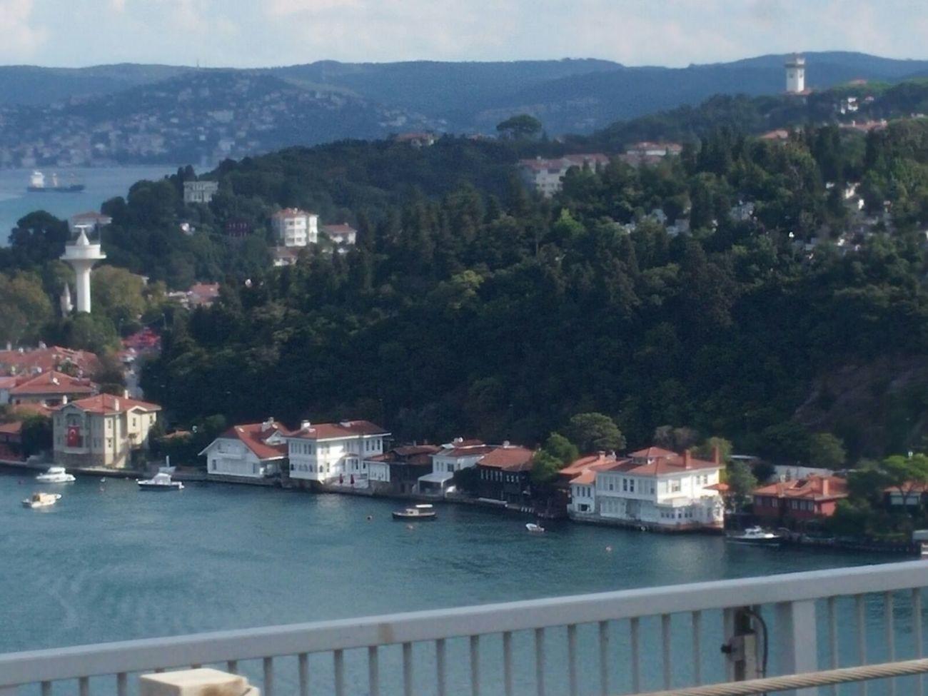 Turkey Bridge Bridges Ozean