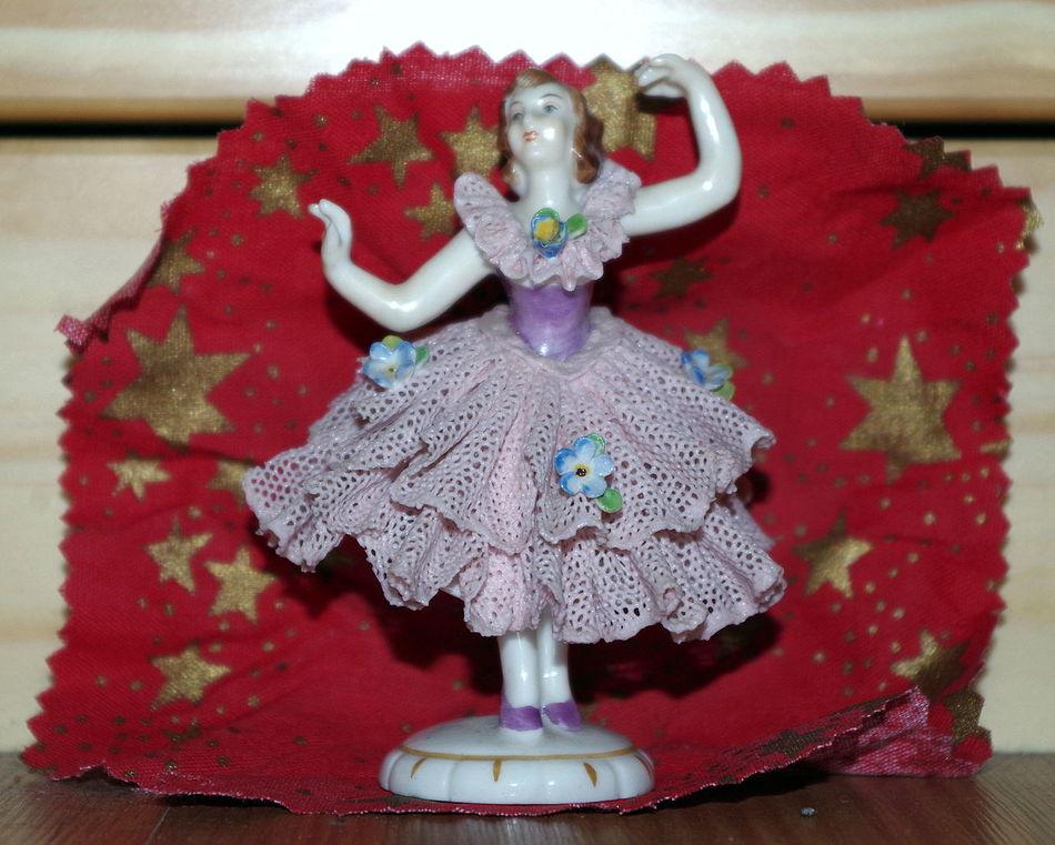 Geschenk & Erinnerung Alt Ballet Dancer Dance Ebay Figur Lieblingsteil No People Porzellan Sculpture Tanzen