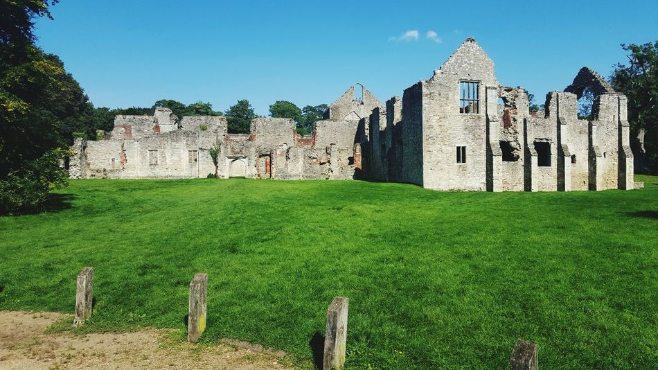 Ruins Abby History Through The Lens  Historic Places Amazing Architecture Days Out
