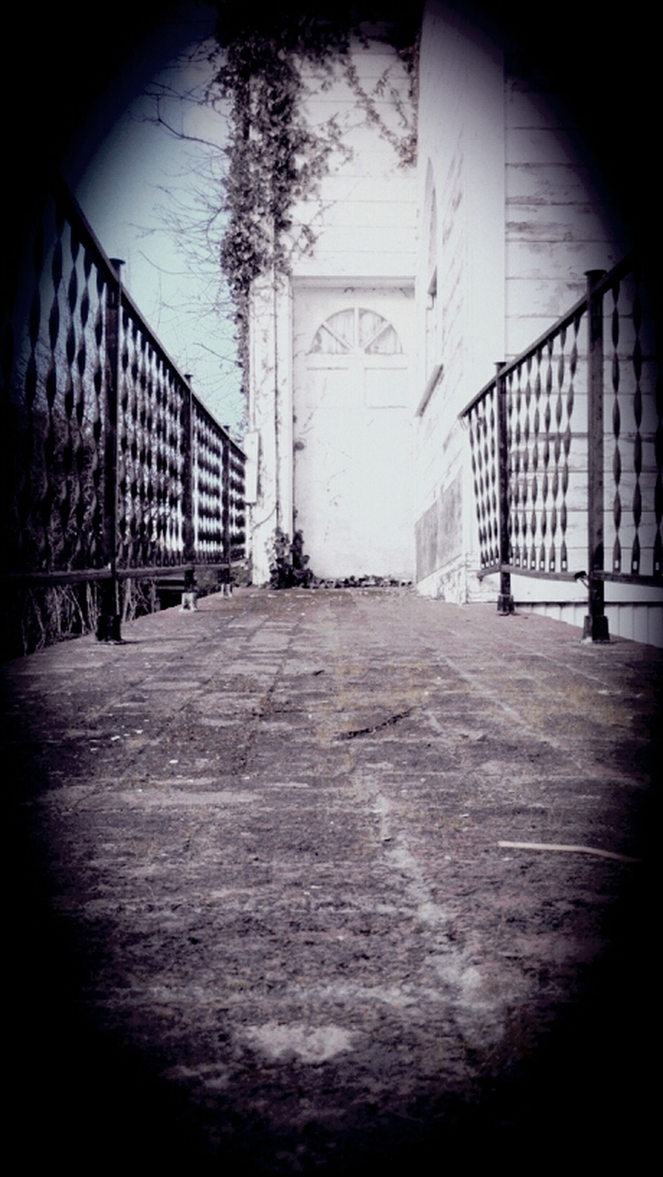 architecture, the way forward, built structure, empty, building exterior, diminishing perspective, shadow, walkway, street, vanishing point, indoors, wall - building feature, absence, day, building, long, sunlight, narrow, road, no people
