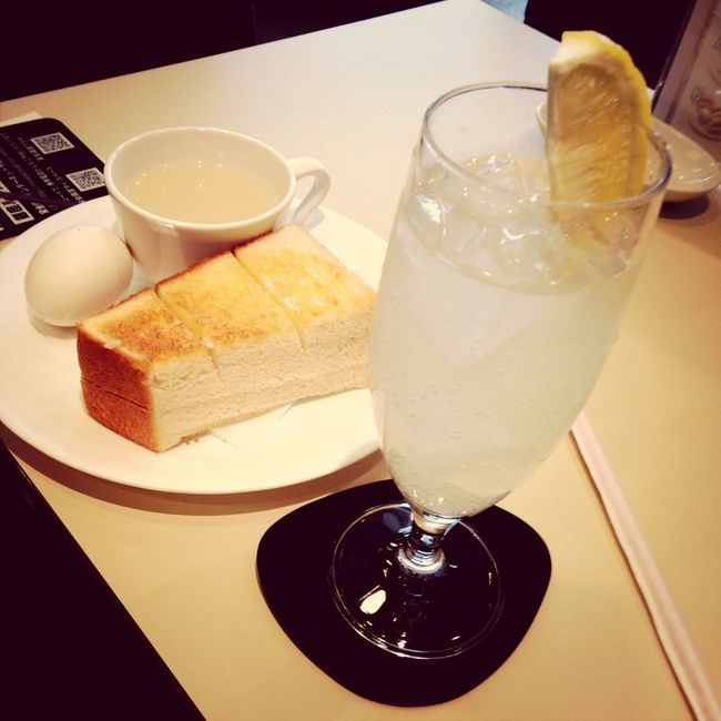 Breakfast Lemonade