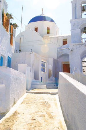 Architecture Architecture Building Exterior Built Structure Cross Day Liverpool No People Outdoors Place Of Worship Religion Santorini Sky Spirituality Whitewashed — In Liverpool, United Kingdom Building Exterior Built Structure Cross Day Greece No People Outdoors Place Of Worship Religion Santorini Sky Spirituality Whitewashed