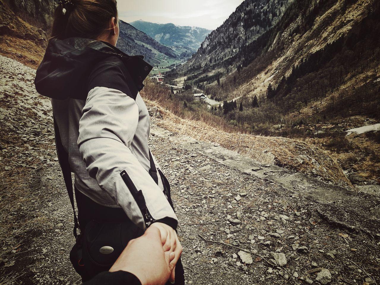 Long Goodbye Girlfriend StillLifePhotography Outdoors No People Natural Light WoodLand Nature Mountain Adventure Horizont  Beginning Hiking