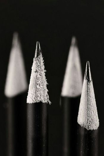 No People Black Color Close-up Black Background Night Outdoors Filter Photography Photooftheday Photographic Memory Cold Temperature Pencils In Order Abstract Photography Abstract Art Canon_official Canon Sx50 Blanco Y Negro Color