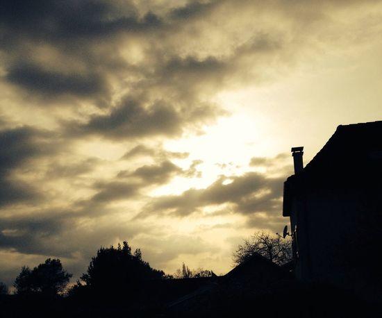 Taking Photos Hello World Beautiful Skyline