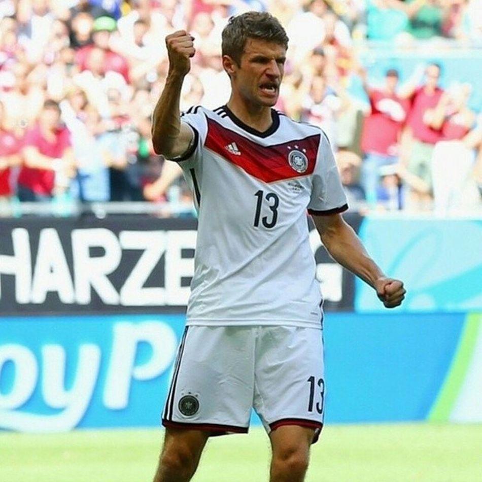RonaldWHO??? Müller Germany Diemannschaft