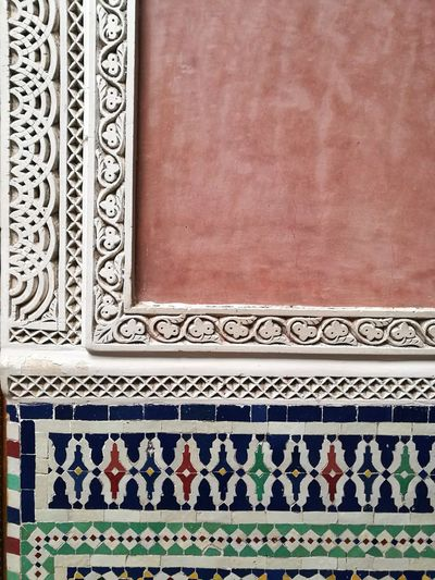 Beautiful architecture detail from marrakech Architecture Medina Moroccan Architecture Morocco Africa Arabian Architecture Marrakech Moroccanart First Eyeem Photo