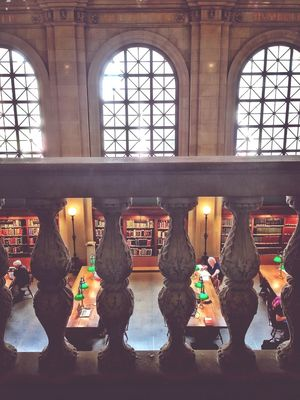 TheMinimals (less edit juxt photography) at Boston Public Library by Steph