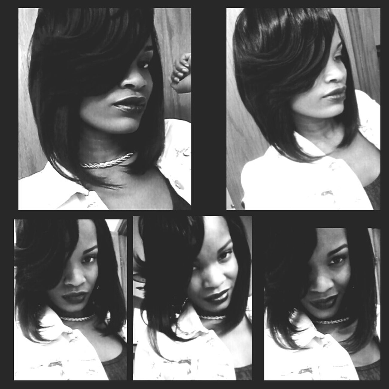 Chillmode Virtuous Unbothered Blackandwhite