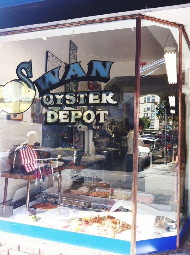 Swan Clamchowder San Francisco