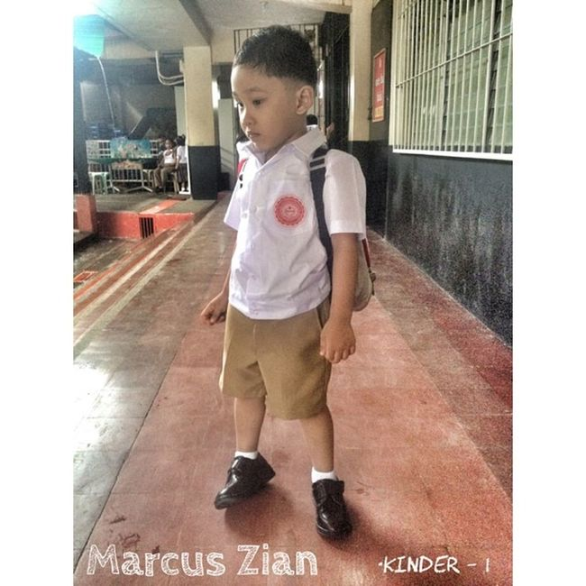 Our school boi. Colegiodelsagradocorazondejesus Sagradista School Marcuszian mxzian