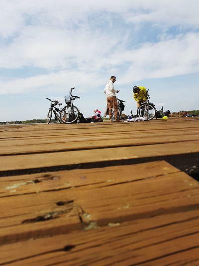 Cycling tour, Palics, kirándulás