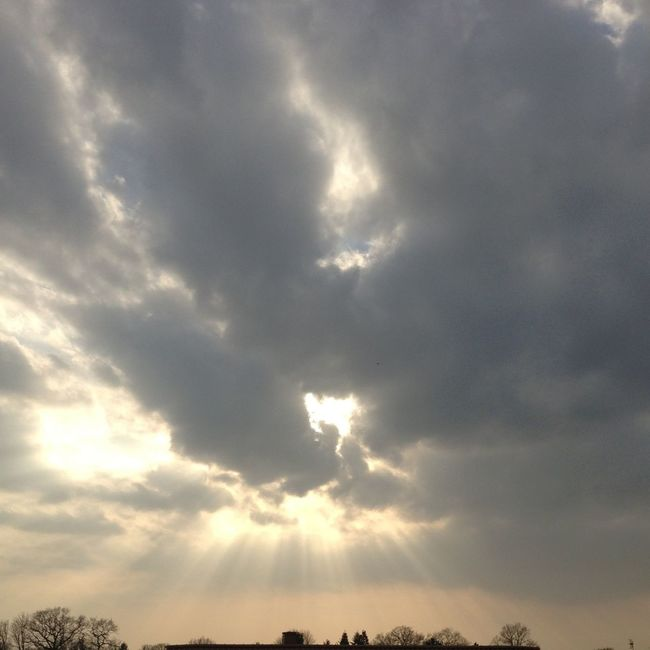 The Sky Today