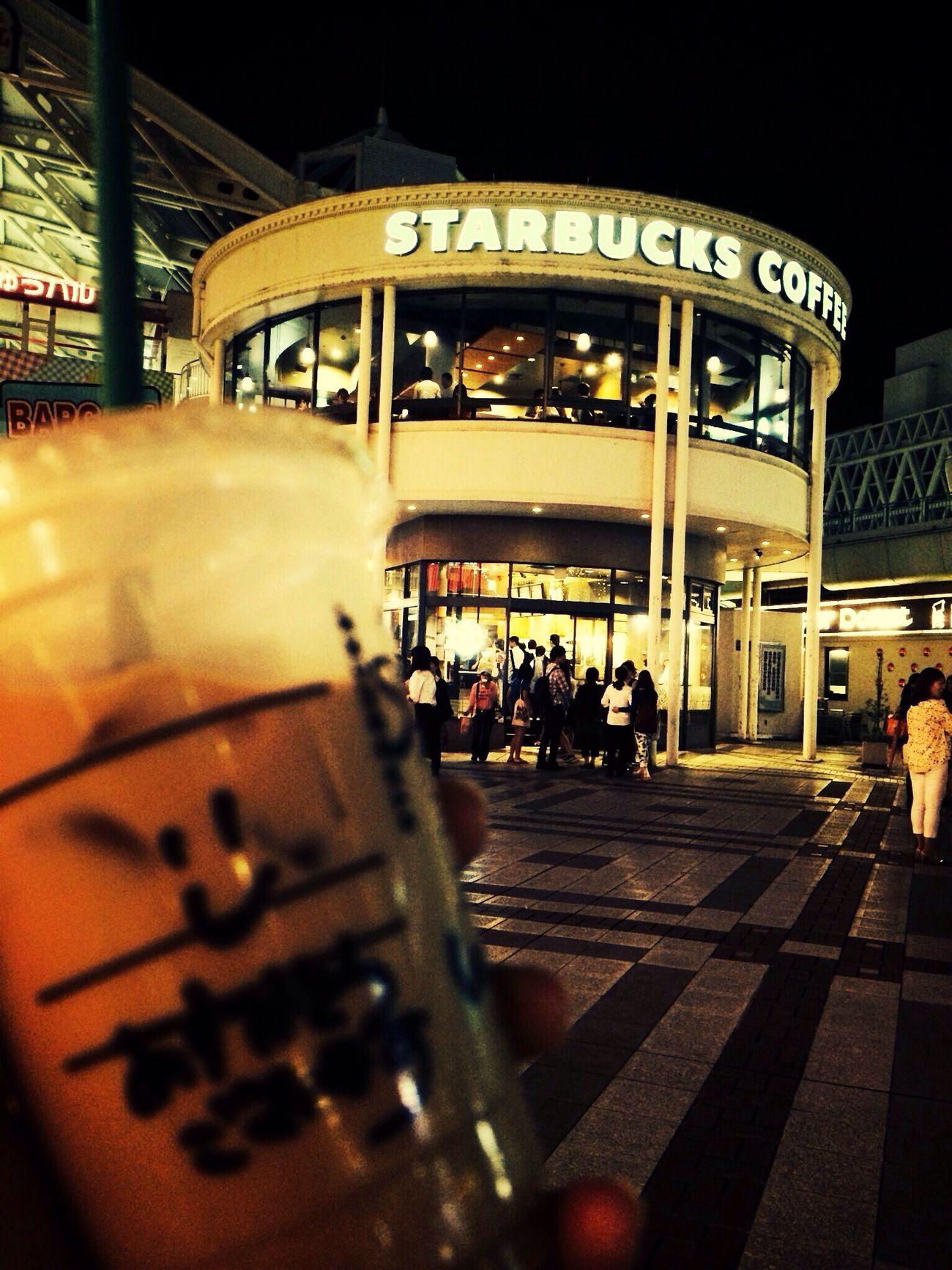 本日で閉店。さみしいねー Starbucks