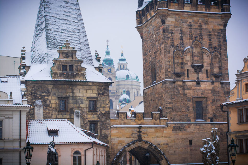 Beautiful stock photos of prague, Architecture, Building Exterior, Built Structure, Cathedral