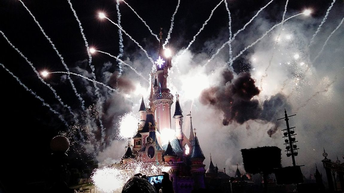 Paris Disneyland DisneyWorld France Beautiful Chlidhood Dream