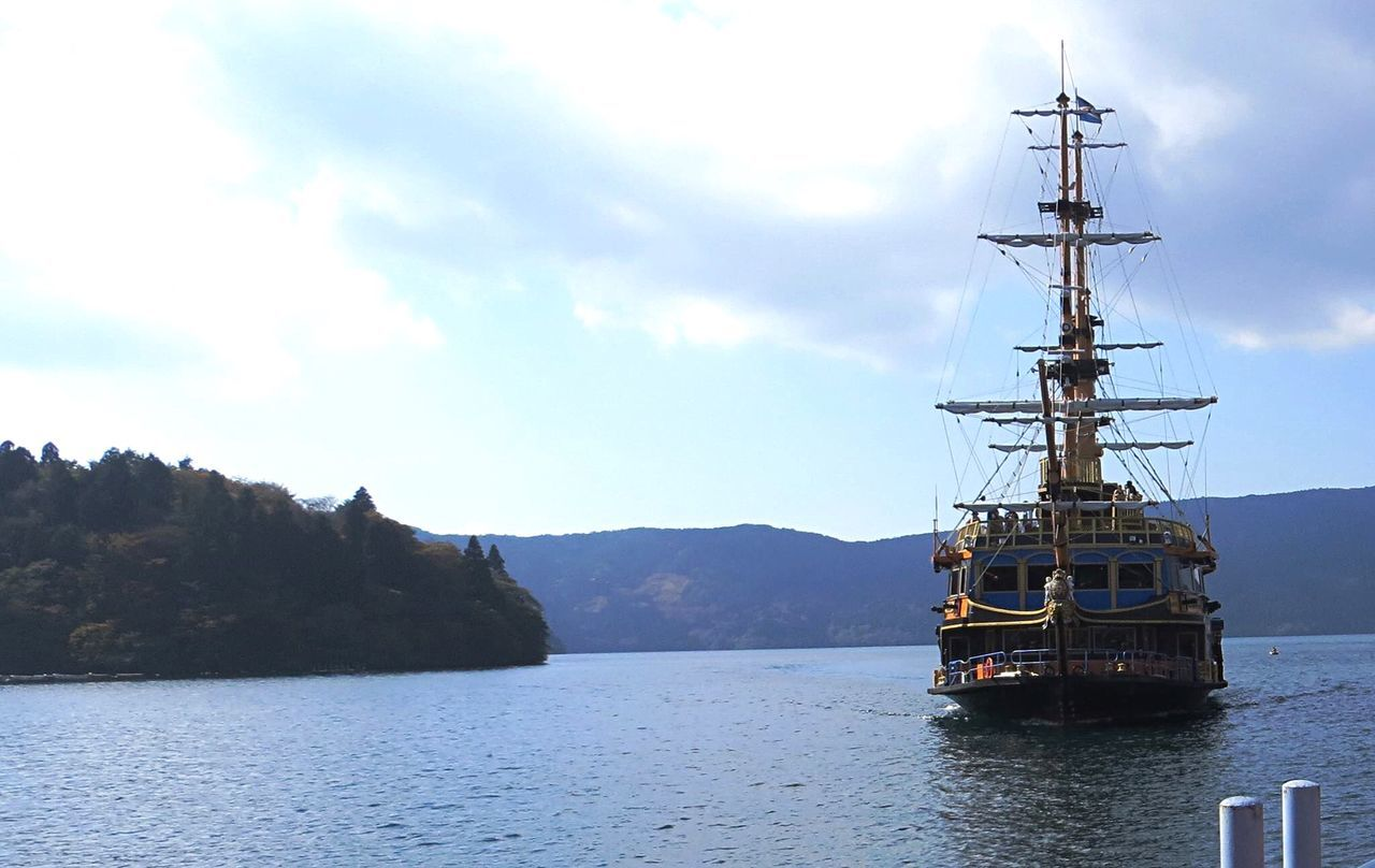 Pirateship  Hakone