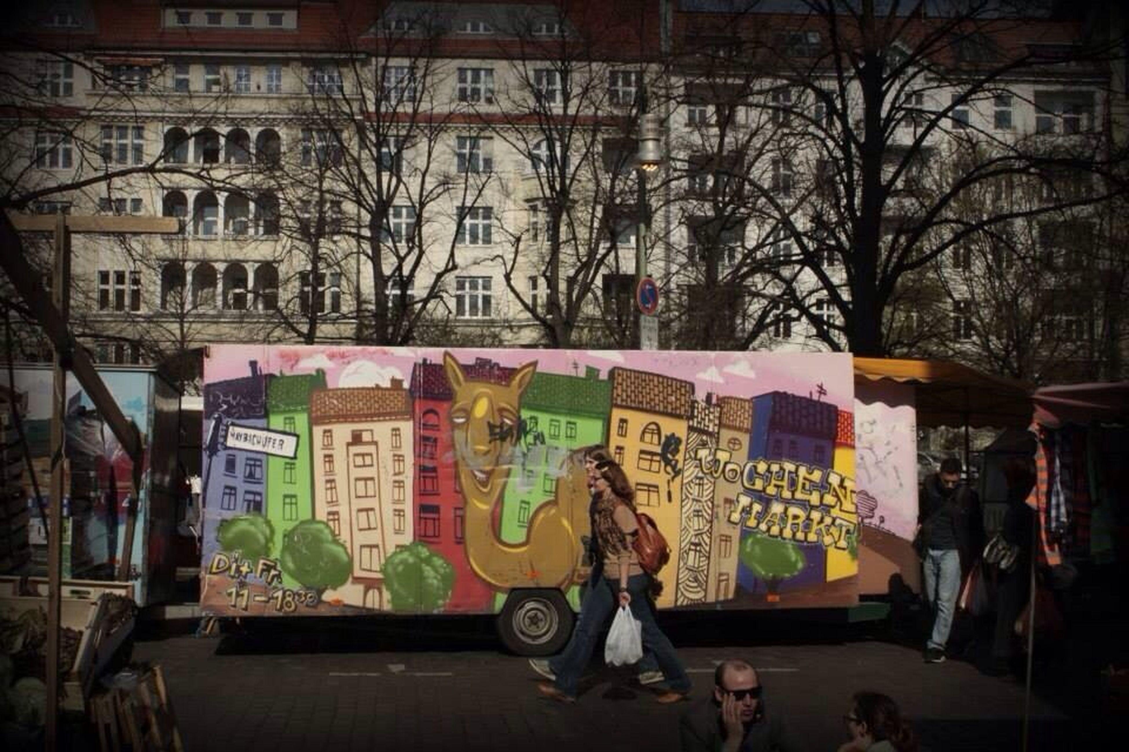 Berlin Berlin Streetart