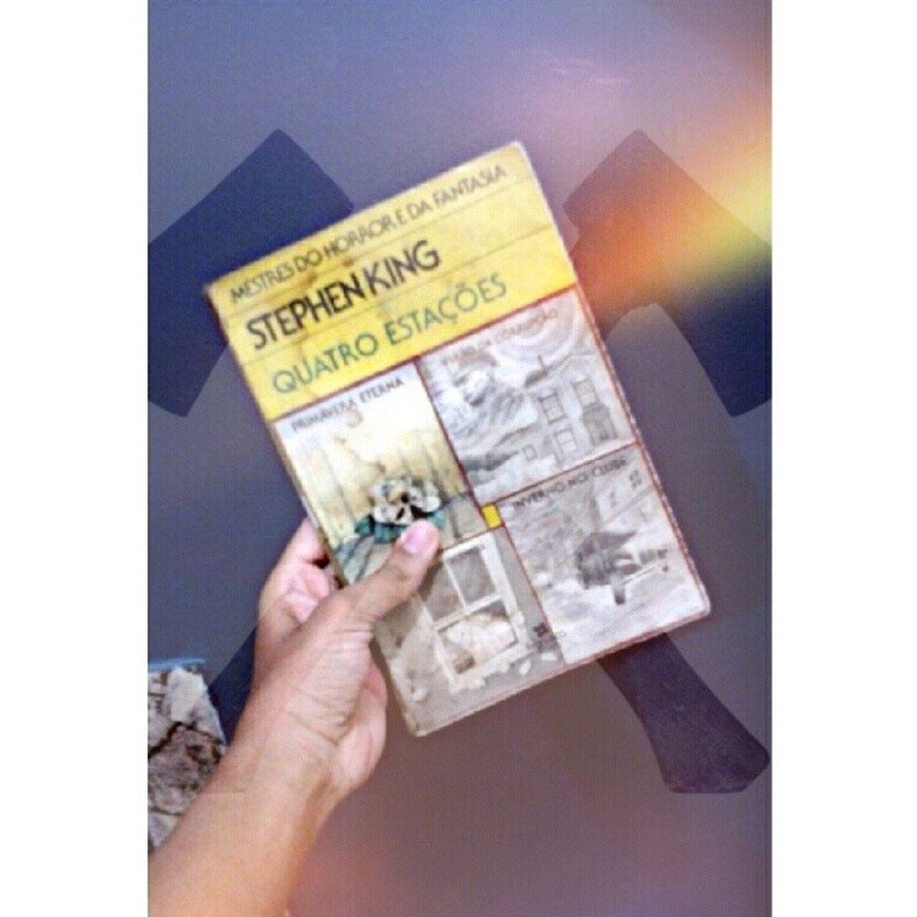 Book Lendo Quatroestaçoes Stephenking terror