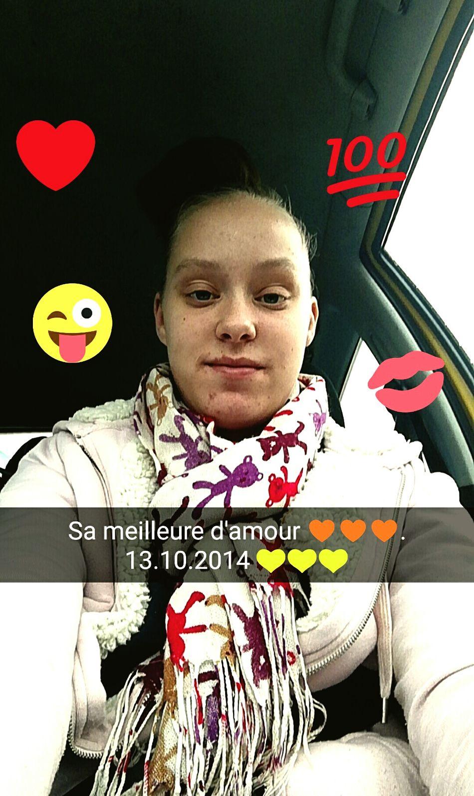 Pour ma meilleure d'amour nathalie ♥♥♥♥ Hi! First Eyeem Photo