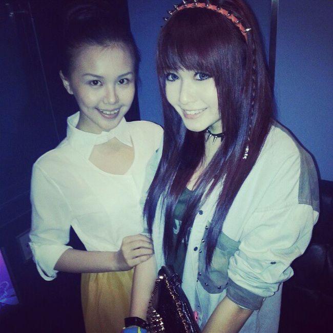 Sing K Neway Quessbay gathering cny gals cute asian