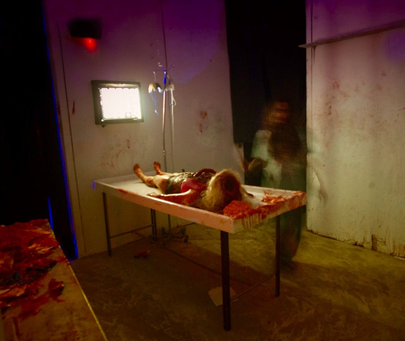 Frightnight Crime Scene Lobotomy Freakshow Dr Demento