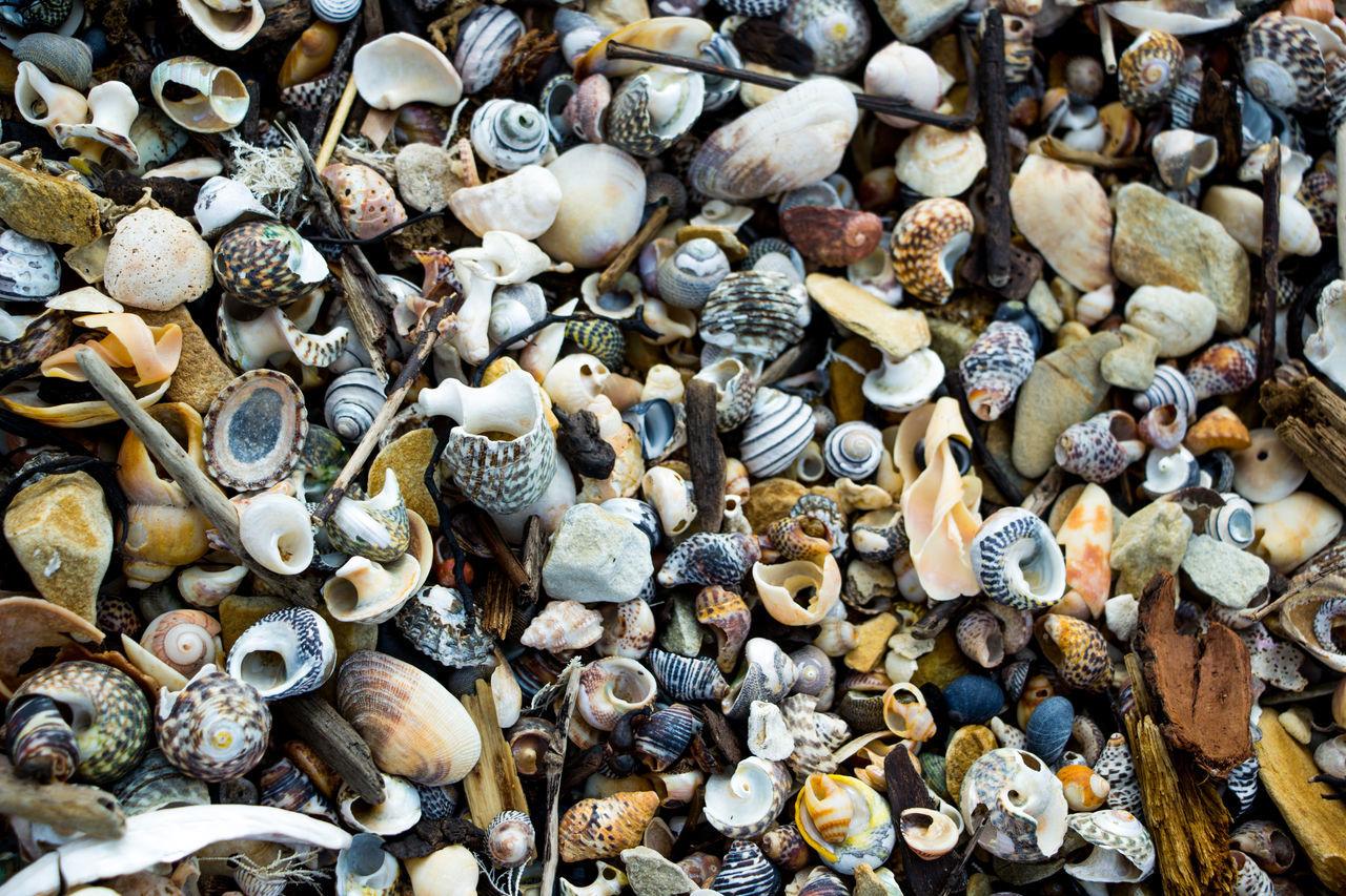 Full Frame Shot Of Pebbles