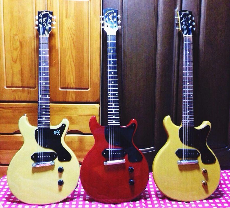 ギター。シンプルイズベスト。