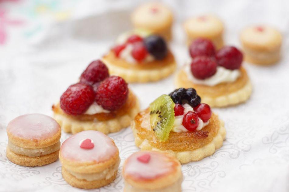 Beautiful stock photos of cookies,  Berry,  Biscuit,  Cookies,  Dessert