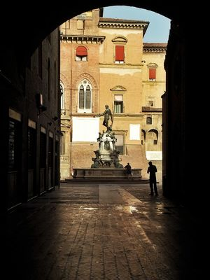 This is where I live... in Bologna by arianna
