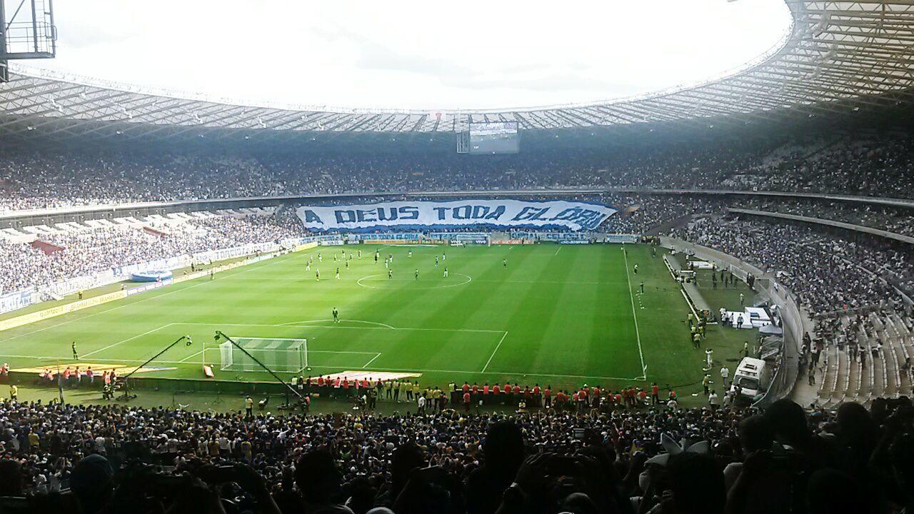 Mineirão Cruzeiro Estadium Mafia Azul Campeonato Brasileiro Bh Pampulha