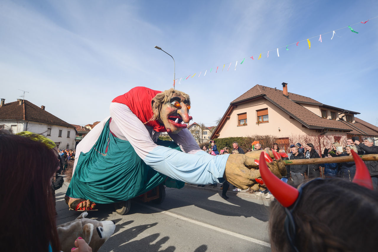 Carnival Carnival Crowds And Details Carnival Mask Carnival Parade Carnival Party Carnival Spirit Carnival Time Celebration Celebration Celebration Event Cerknica Crowd Mask Masks Masquarade Masque Masquerade People Pust Slovenia Traditional Festival Watching Witch Witchcraft  Witches