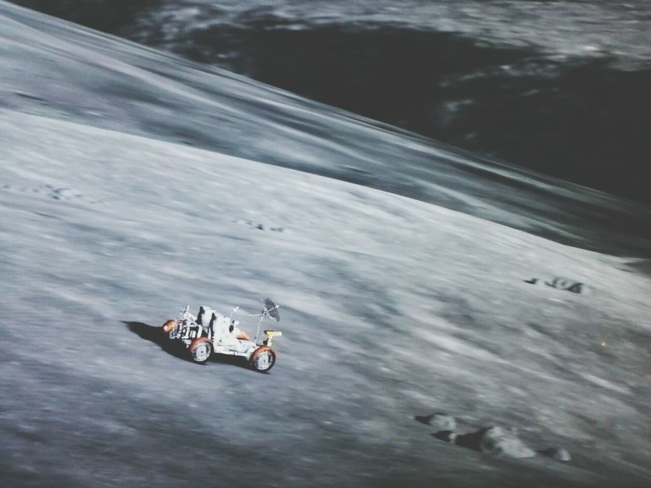Probando el RLV en la Luna GT6 Ps3