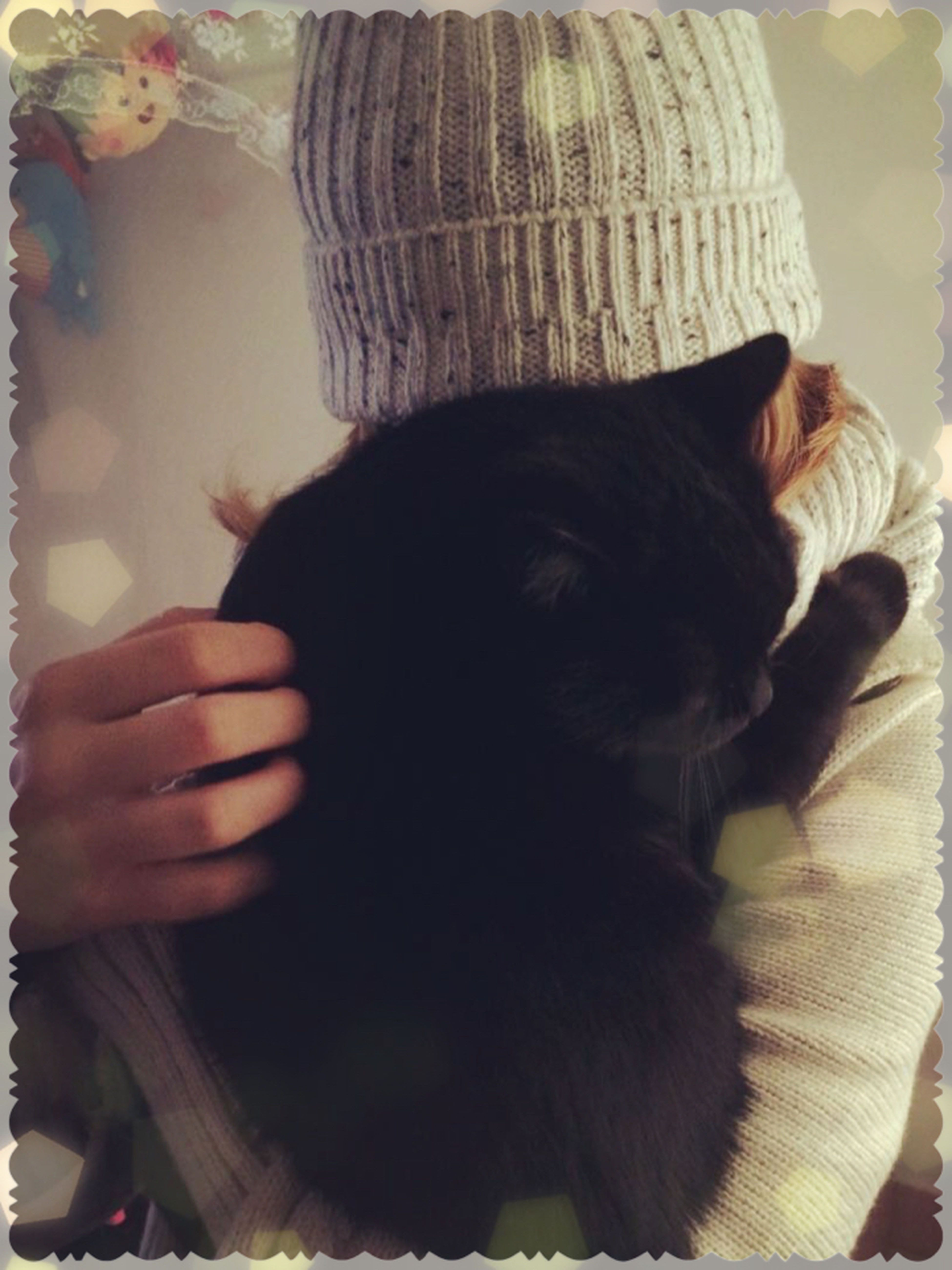 Winter edition:everyone needs a warm hug on such a cold day... Hugme Winter_edition