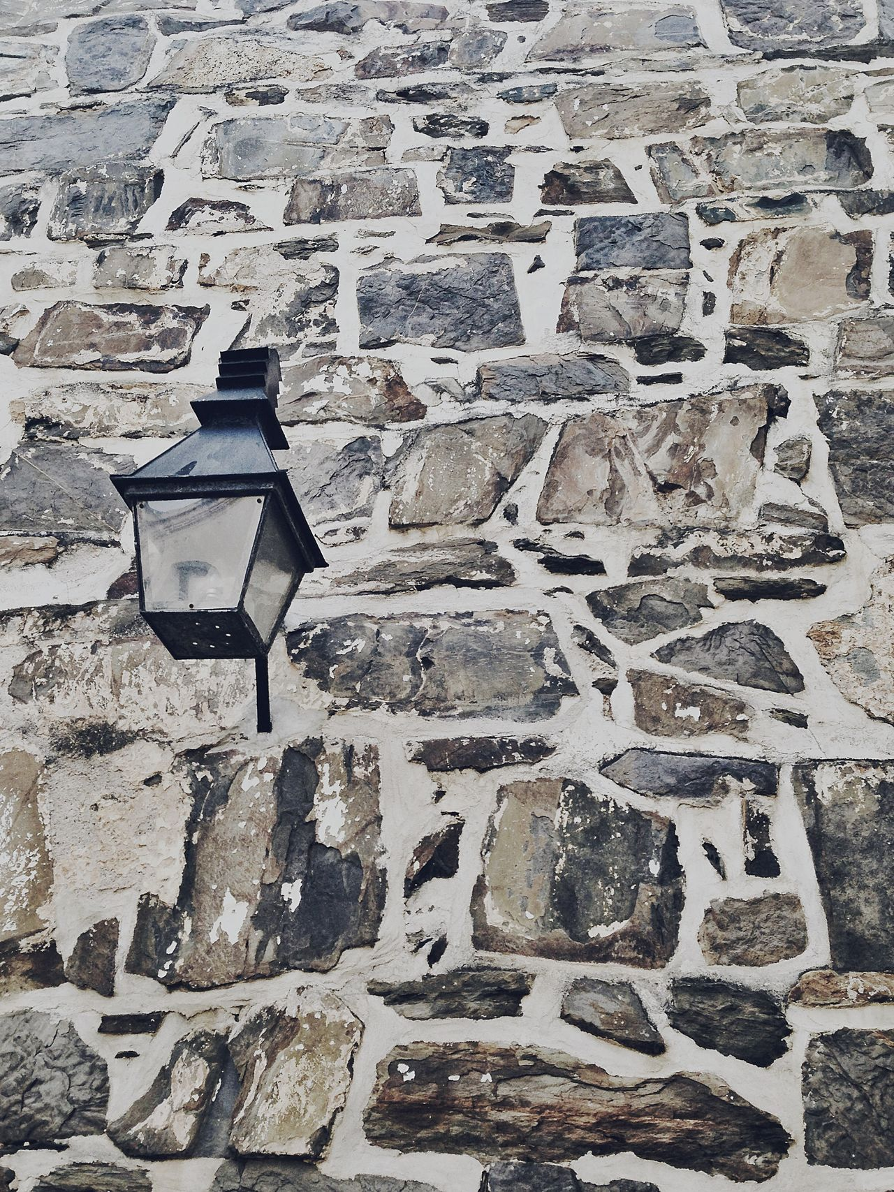 Architecture Brick Wall Building Built Structure City Day Fixture Historic Light No People Old Outdoors Stone Material Sunny The Past