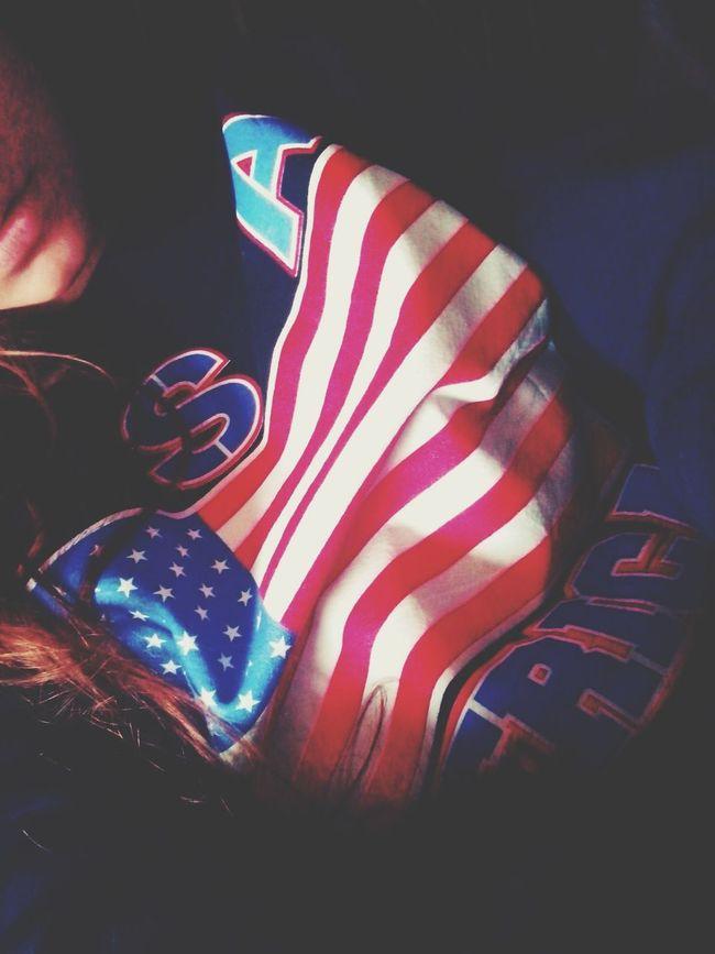 USA American Flag Malove <3