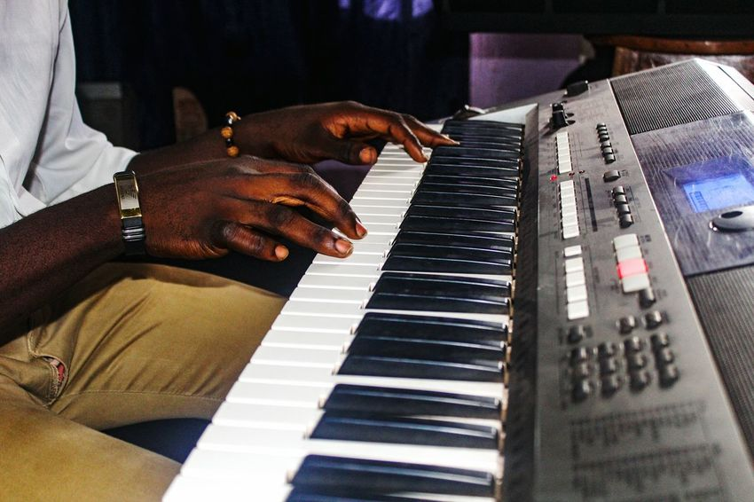 Piano Moments Human Hand Music Human Body Part Only Men Adults Only Piano Adult Close-up People One Man Only Expertise Musical Instrument One Person Men Musician Indoors  Day