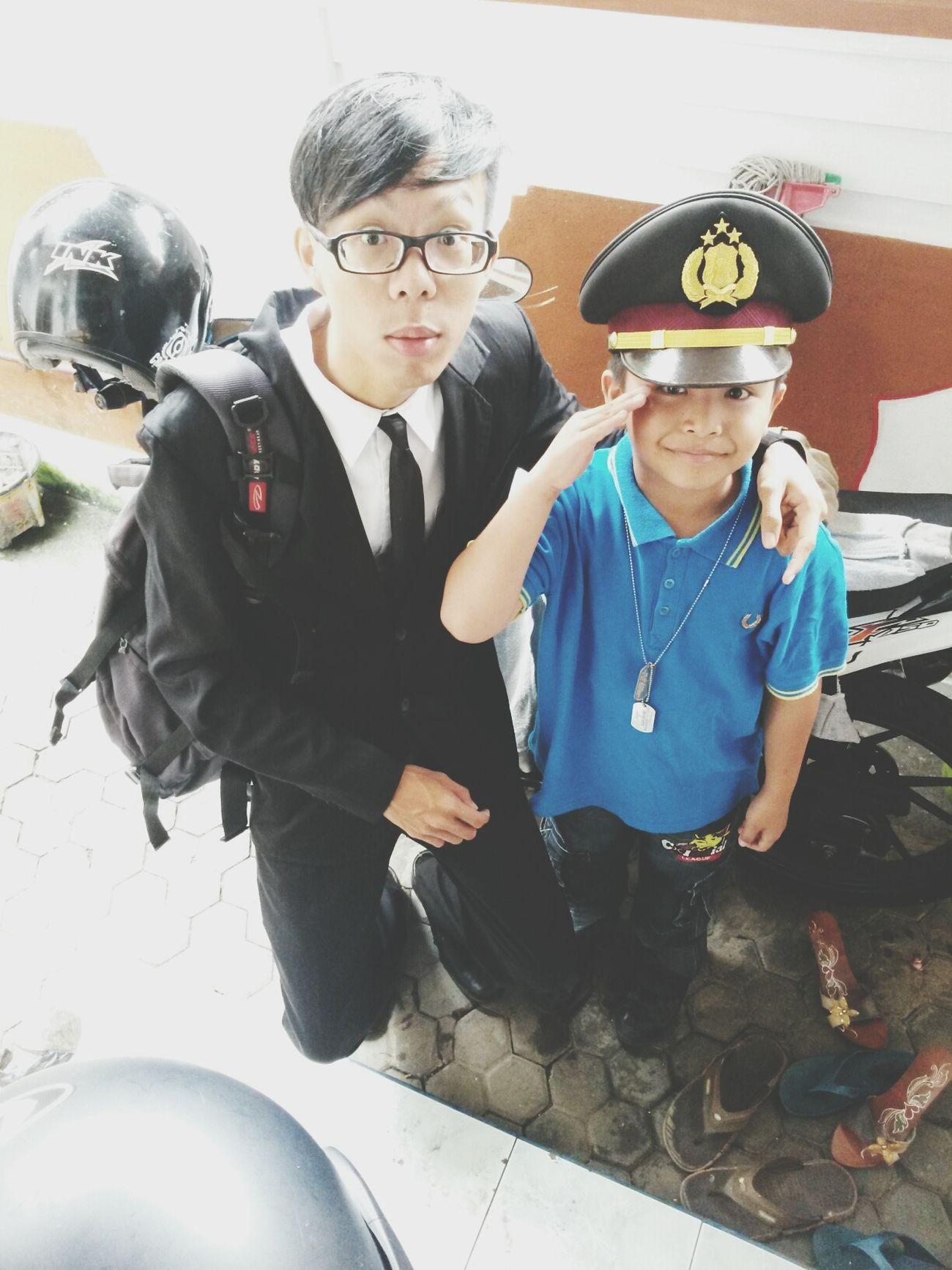 Little noisy 'keponakan' Gandhi Family Brother Bali