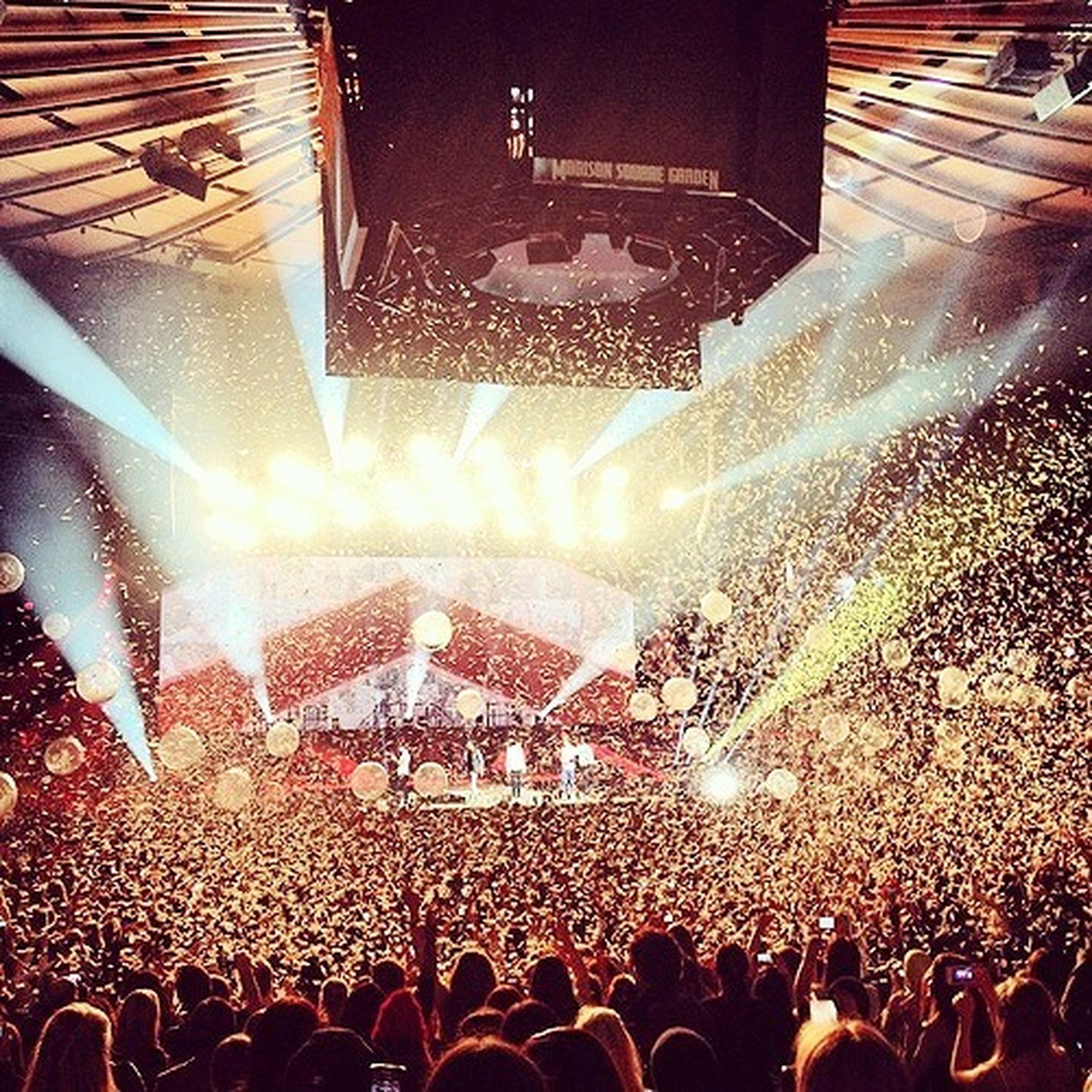 One Direction Concert On Skype