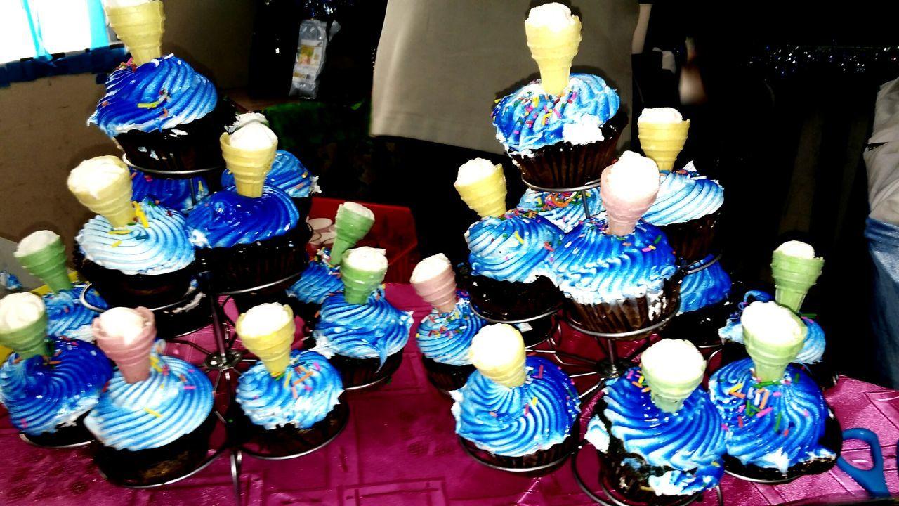 Cupcakes Desserts Ice Cream Cone Cute Cakes EyeEmNewHere EyeEm Vision Ready-to-eat