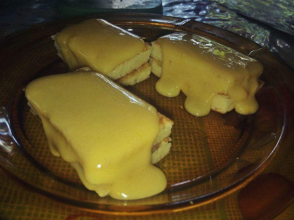Yema Pancakes FunCooking