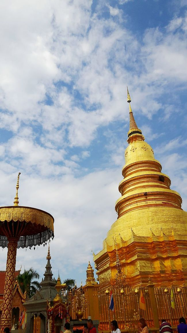 Hariphunchai @ lamphun Thailand