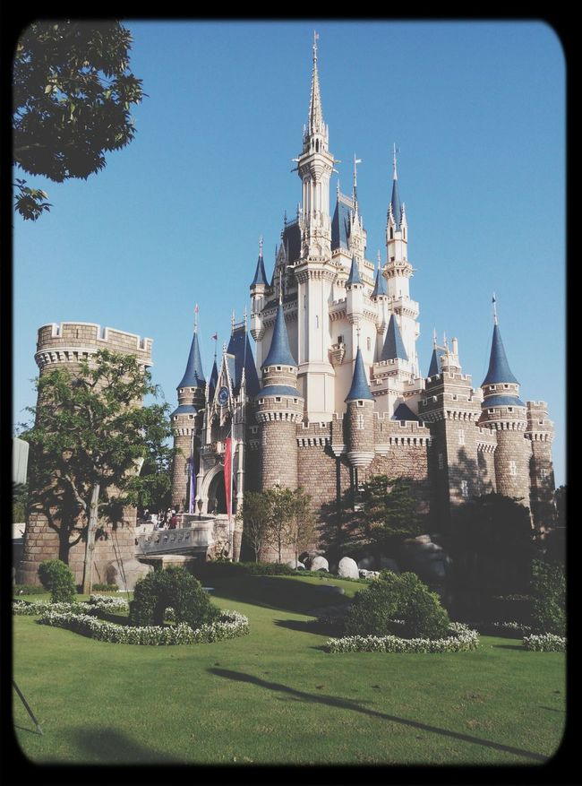 The happiest place on Earth.. Disneyland! Disneylandtokyo Disneyland Japan