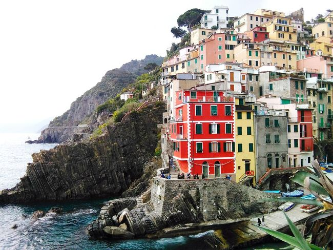 Endoftheworld Seaside Sea Life OnTheEdge Colors Colorful Magic Moments Enjoying Life Italy❤️ Color Of Life