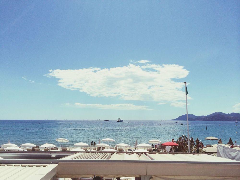   H O L I D A Y   Enjoying The Sun Sea Getting A Tan Relaxing