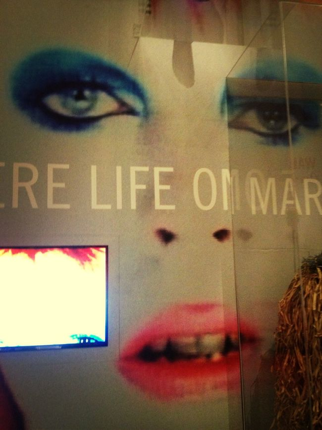 Life On Mars ? David Bowie Walter Van Beirendonck