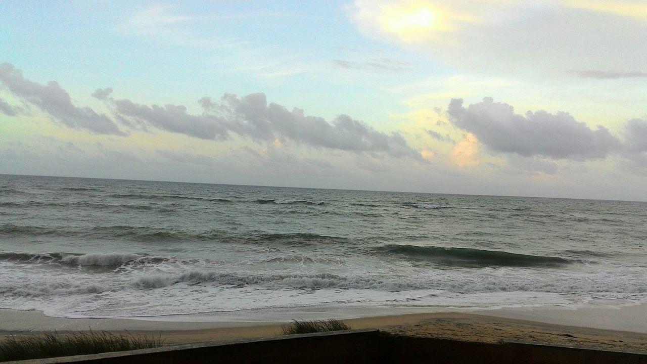 Sea Morning Feeling Good Sunshine Sea And Sky Enjoying Life
